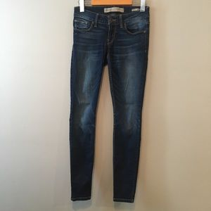 Guess Los Angeles Power Skinny Low jeans